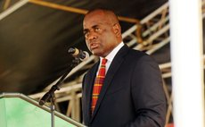 PM Skerrit at Independence Day 2014