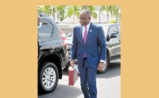 Budget 2020- Prime Minister Skerrit goes to parliament to deliver budget address