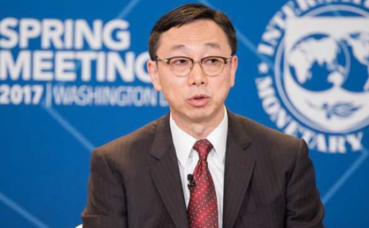 IMF deputy director Tao Zhang