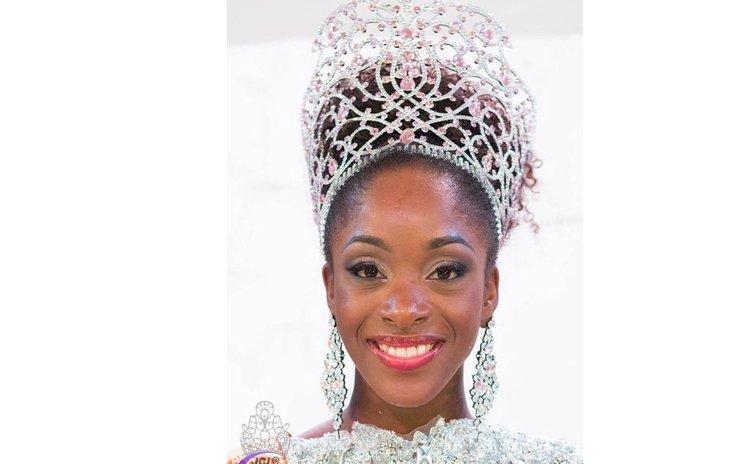 Miss Jaycees 2016, Tasia Floissac