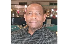 Irving Williams, one of 10 retired national basketballers who also represented Dominica in football