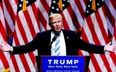 US Presedent Elect Donald Trump