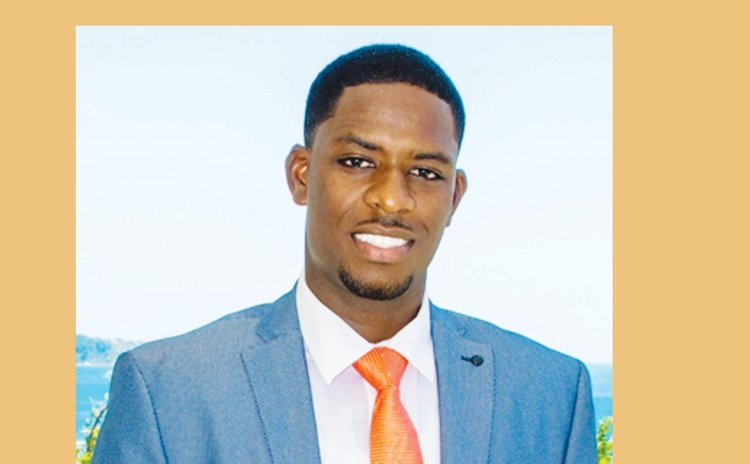 UWP election candidate for Vielle Case Clement Marcellin Jr
