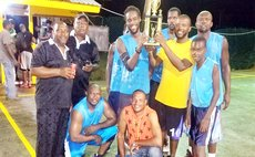 CASTLE BRUCE, Ballorama champs and Most Disciplined Team