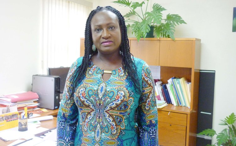 Professor Wendy Grenade of The UWI