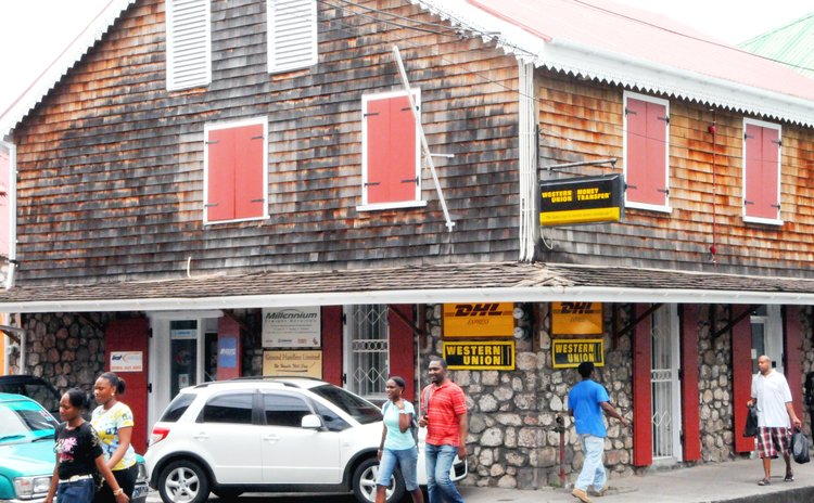 Western Union Dominica Office