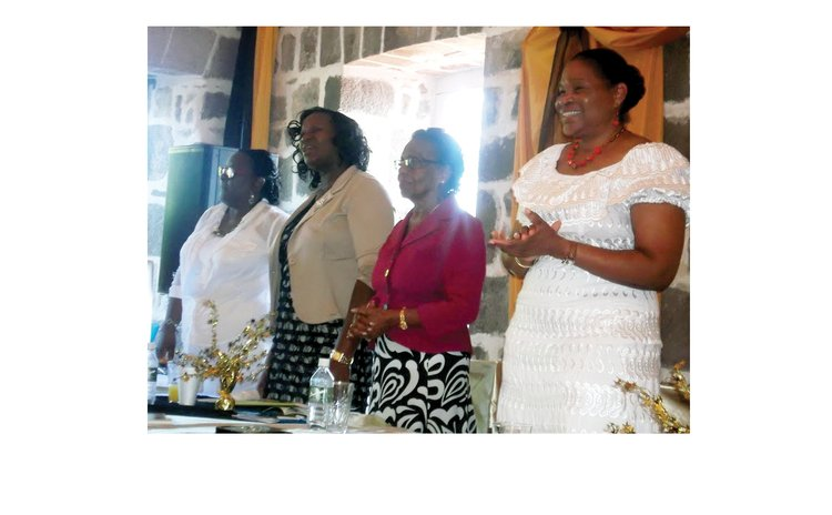 Women of Honour at Conference