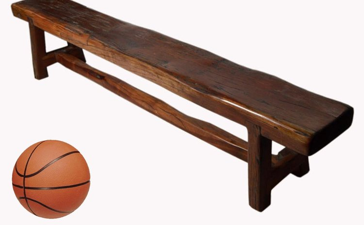 Bench with Ball image