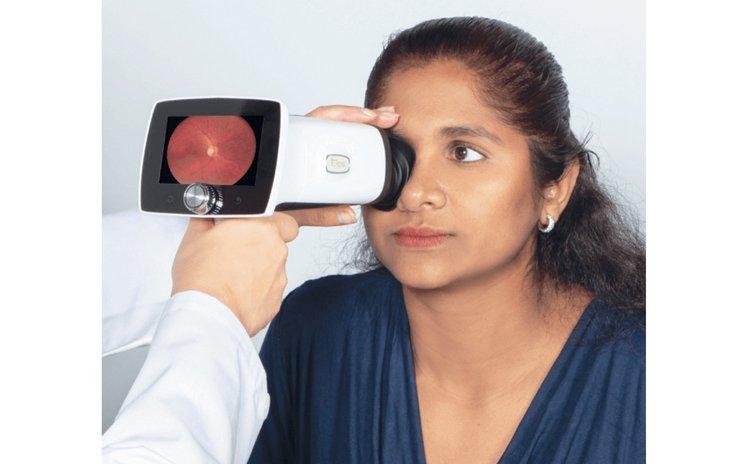 Testing for Diabetic retinopathy (DR)