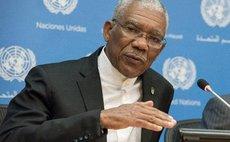 Former Guyana President David Grangerr