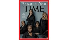 TIME Magazine Person of the Year 2017 cover