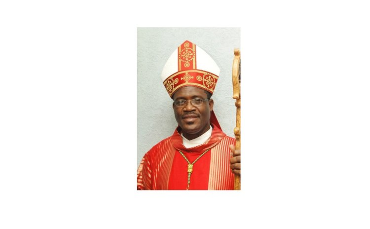 Bishop Gabriel Malzaire