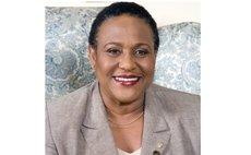 UWI professor Hazel Simmons-McDonald