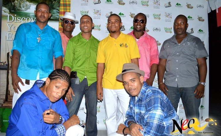 Members of Xtasy band
